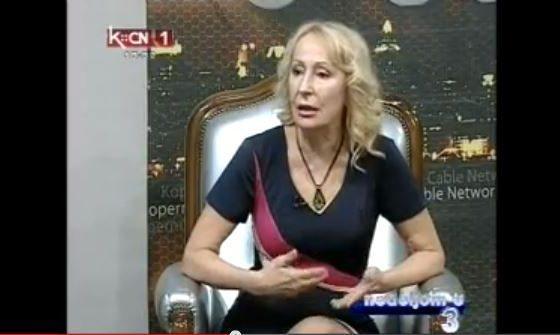 """Gostovanje dr Mile Živojinović u emisiji """"Nedeljom u 3"""""""